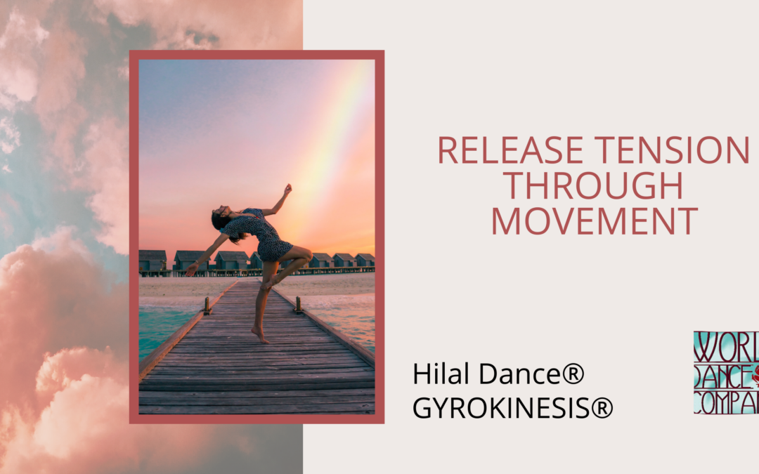 TENSION RELEASE THROUGH MOVEMENT – 3 DAYS SUMMER COURSE