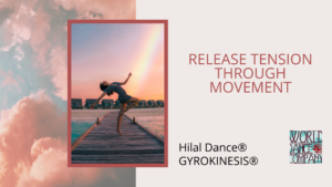 TENSION RELEASE THROUGH MOVEMENT
